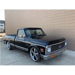 1970 CHEVROLET C10 454 BIG BLOCK STUNNING C10