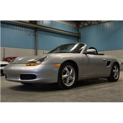 FRIDAY NIGHT 1998 PORSCHE BOXTER ROADSTER