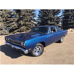FRIDAY NIGHT 1968 PLYMOUTH ROAD RUNNER 383