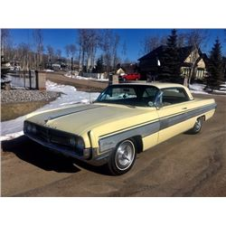 1962 OLDSMOBILE STARFIRE 394 ULTRA HIGH COMPRESSION 2 DOOR HARDTOP