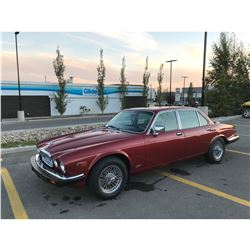 1986 JAGUAR XJ6 IMMACUALTE CONDITION