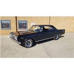 1967 PLYMOUTH GTX 440 4 SPEED