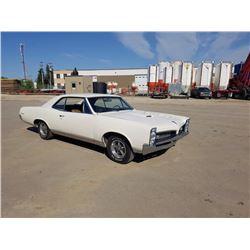 1967 PONTIAC GTO 400 4 SPEED