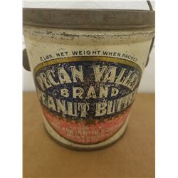 PEANUT BUTTER PAIL (PECAN VALLEY) *2 LB*