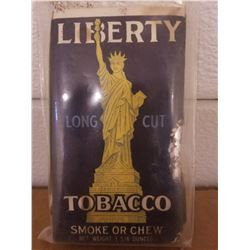TOBACCO POUCH  (LIBERTY) *CARDBOARD*