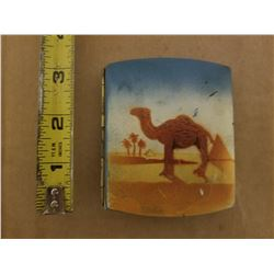 CIGARETTE CARRY CASE (CAMEL)