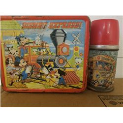 LUNCH KIT W/TIN & THERMOS (DISNEY EXPRESS ALADDIN)