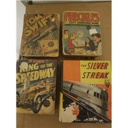 ASSORTED BIG LITTLE BOOKS (QTY 4)
