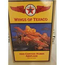 AIRPLANE (TEXACO 1998) 6th IN SERIES* (MINT IN BOX)
