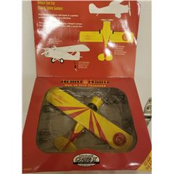 AIRPLANE (SHELL LIMITED EDITION 1997) *IN ORIGINAL BOX*