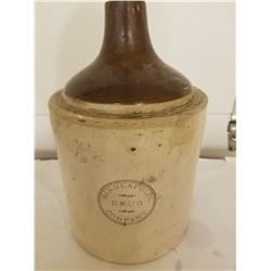 WHISKEY JUG (MINNEAPOLIS DRUG COMPANY) *1 GAL*