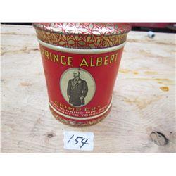 PIPE TOBACCO TIN (PRINCE ALBERT)