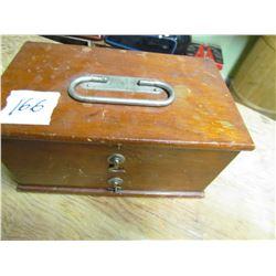 HOME MEDICAL APPARATUS (#4 D. D.) *ALSO KNOWN AS 'QUACK BOX'