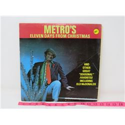 ALBUM (METRO'S ELEVEN DAYS FROM CHRISTMAS)