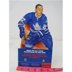 CANADA POST COLLECTABLE NHL ALLSTARS (OUTLET DISPLAY ONLY) *TORONTO MAPLE LEAFS*