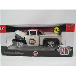 MODEL DIE CAST TRUCK (1956 M2 HOLLEY CARBS F100) *1:24 SCALE*