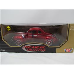 MODEL DIE CAST CAR (1940 FORD COUPE) *1:18 SCALE*