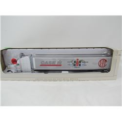 MODEL DIECAST TRANSPORT TRUCK (CASE IH) *1:64 SCALE*