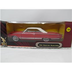 1:18 SCALE MODEL (1964 MERCURY MAURADER) *DIE CAST METAL COLLECTION*