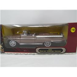 1:18 SCALE MODEL (MERCURY TURNPIKE CRUISER) *DIE CAST METAL COLLECTION*