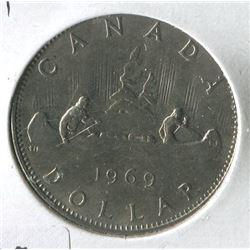 1969 CNDN DOLLAR PC
