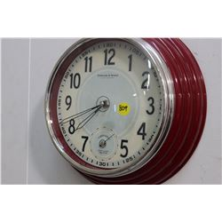 WALL CLOCK (STERLING & NOBLE) *Z MOVEMENT