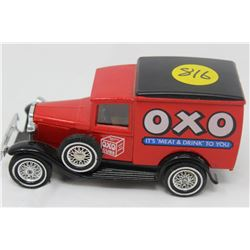 MATCHBOX DELIVERY TRUCK (OX0) *1:21*