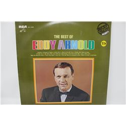 LP RECORD (THE BEST OF EDDY ARNOLD