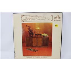 LIMITED EDITION RECORDINGS (RCA VICTOR CO.) *5 RECORDS IN BOX SET*
