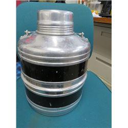 ALADDIN THERMAL JAR (METAL) *PYREX GLASS LINER* (2 GAL)