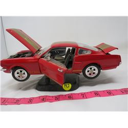 1969 FORD MUSTANG GT 350 (DIE CAST METAL) *NO BOX  1 1/18*
