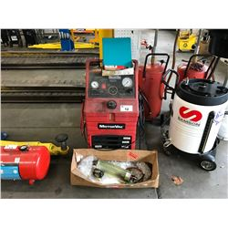 MOTORVAC CARBONCLEAN SYSTEM
