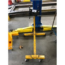 PERFORMANCE TOOL MOBILE ENGINE STAND