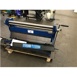 3 IN 1 SHEAR, BRAKE AND ROLL MACHINE