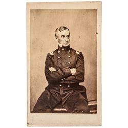 Two Hero Of Fort Sumter Union Major Robert Anderson Carte de Viste Photographs!