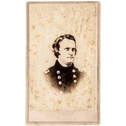 Confederate General Breckinridge Brady/Anthony Carte de Visite
