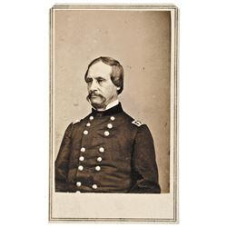 Carte-de-Visite of Union General David Hunter, by Anthony from Brady Negative