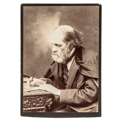Anti-Slavery Edward Everett Hale Photograph Wrote: The Man Without a Country!
