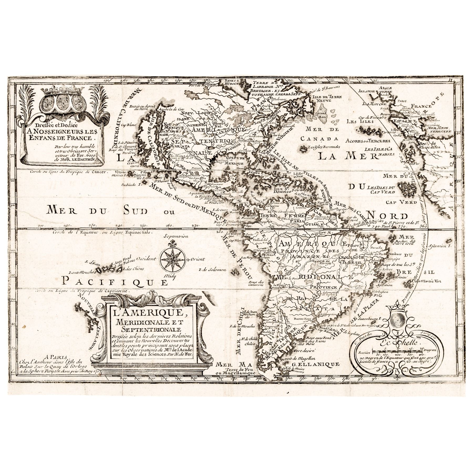 c. 1717 Map of North + South America Discovered + Sailed by Christopher Map Christopher Columbus on bartolomeu dias, columbus journey map, jacques marquette map, jacques cartier map, william shakespeare, james cook, francisco coronado map, world map, sir francis drake map, marco polo, columbus day, columbus 1492 voyage map, jacques cartier, samuel de champlain, henry hudson map, henry 8 map, john cabot map, ferdinand magellan, vasco da gama, columbian exchange, atlantic ocean map, john cabot, michael jackson map, galileo galilei, columbus trips map, spain map, james i of england map, henry hudson, francis drake, juan ponce de leon map, amerigo vespucci, hernando de soto, samuel de champlain map, ferdinand magellan map, william smith's map, marco polo map,