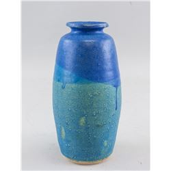 Franz Kriwanek 1920-1994 American Silverton Vase