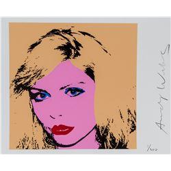 Andy Warhol American Pop Silkscreen1/300 Signed