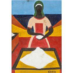 Djanira Motta Silva Brazilian 1914-1979 OOC