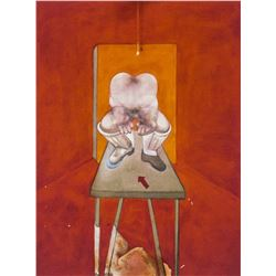 Francis Bacon British Figurative Lithograph 75/100