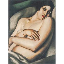 Tamara de Lempicka Polish Litho 17/100 Signed