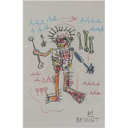 Jean-Michel Basquiat US ANNINA NOSEI GALLERY