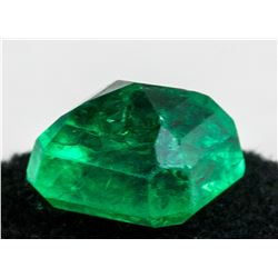 13.85ct Natural Emerald with Certificate