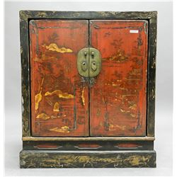 16th Century Chinese Shanxi Style Wood Cabinet