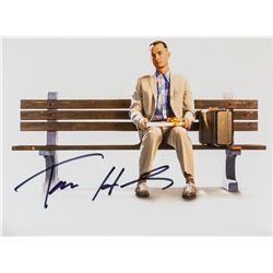 Tom Hanks Autographed Photograph with JSA Letter