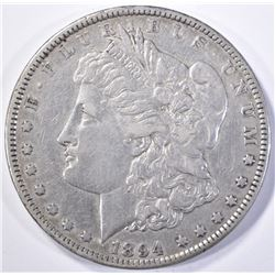 1894 MORGAN DOLLAR  XF/AU