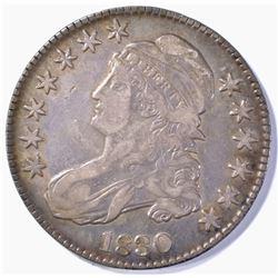 1830 BUST HALF DOLLAR  VF